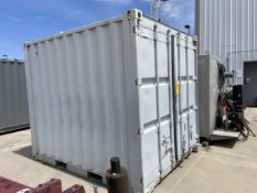 10' Sea Container w/ High Pressure Self Contained Testing System