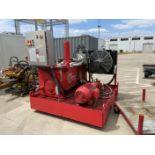 Controlled fluids 30 Hp Portable Hydraulic Unit