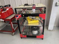 "Modix Rapid Prototype Machine, 26"" x 26"" Platform, 26"" Under Head"