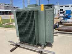 2013 Schneider Electric Square D 1000 KVA Class KNAN 3 Phase Transformer, s/n 31894820-001-01, w/