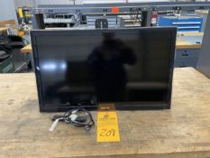 """Samsung 32"""" Monitor / TV with Mount and Remote"""