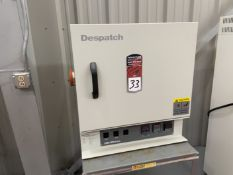 "Despatch LEB1-23-1 Electric Oven, 400 Deg F Max Temp, 16' x 12"" x 18"" deep s/n 173772"