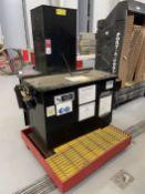 "Inland Technology Model IT80 Dip Washer, 44"" x 20"" x 24"" deep, Agitation, Elevation, s/n 11159867"