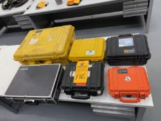 Lot of Pelican Cases