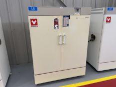 "Yamato DKN 912 Constant Temperature Oven 410 Deg F Max Temp, 18""x 39"" x 18"" Deep, s/n BA800071, s/"