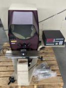 Scherr Tumico 20-3650 Optical Comparator (Located in Lafayette, LA)
