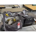 Lot of (3) Magellan Fall Protection Systems in Travel Cases