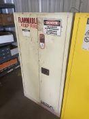 Justrite 896270 55 Gallon Capacity Flammable Cabinet