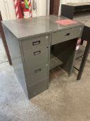 Foreman's Desk