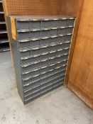 Lot of (4) Parts Drawer Cabinets
