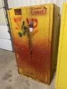 Justrite 25600 60 Gallon Capacity Flammable Cabinet (Delayed release until July 23rd)