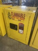 Uline H-2569M 4 Gallon Capacity Flammable Cabinet