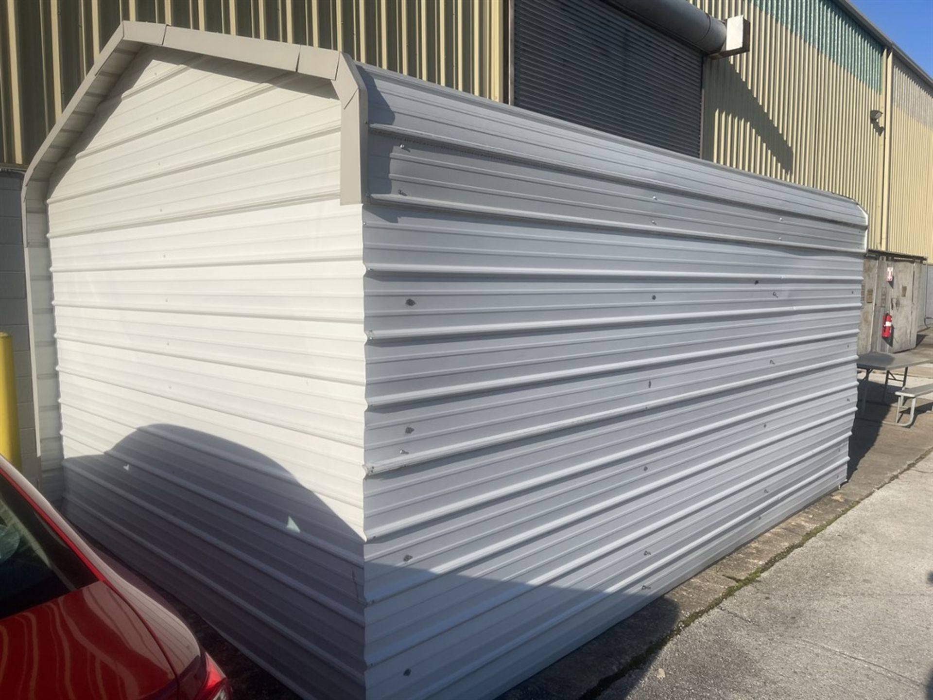Shed, Approx. 12'W x 17'L x 10'H - Image 2 of 3