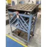 Rolling Tooling Cart