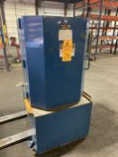 """Batch Washer, 23.5"""" Diameter Table, 30"""" Max Height, Cycle Timer, Heater, Skimmer. No s/n"""