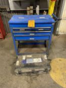 Roll Around Tool Cabinet with Pelican Case