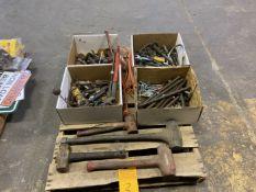 Skid of Hand Tools