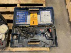 Bosch Bullhog Extreme Hammer Drill