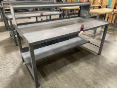 "Jamco Steel Work Bench, 36"" x 72"""
