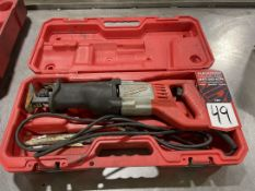 Milwaukee 6509-31 Reciprocating Saw