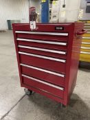 Uline Rolling Tool Chest