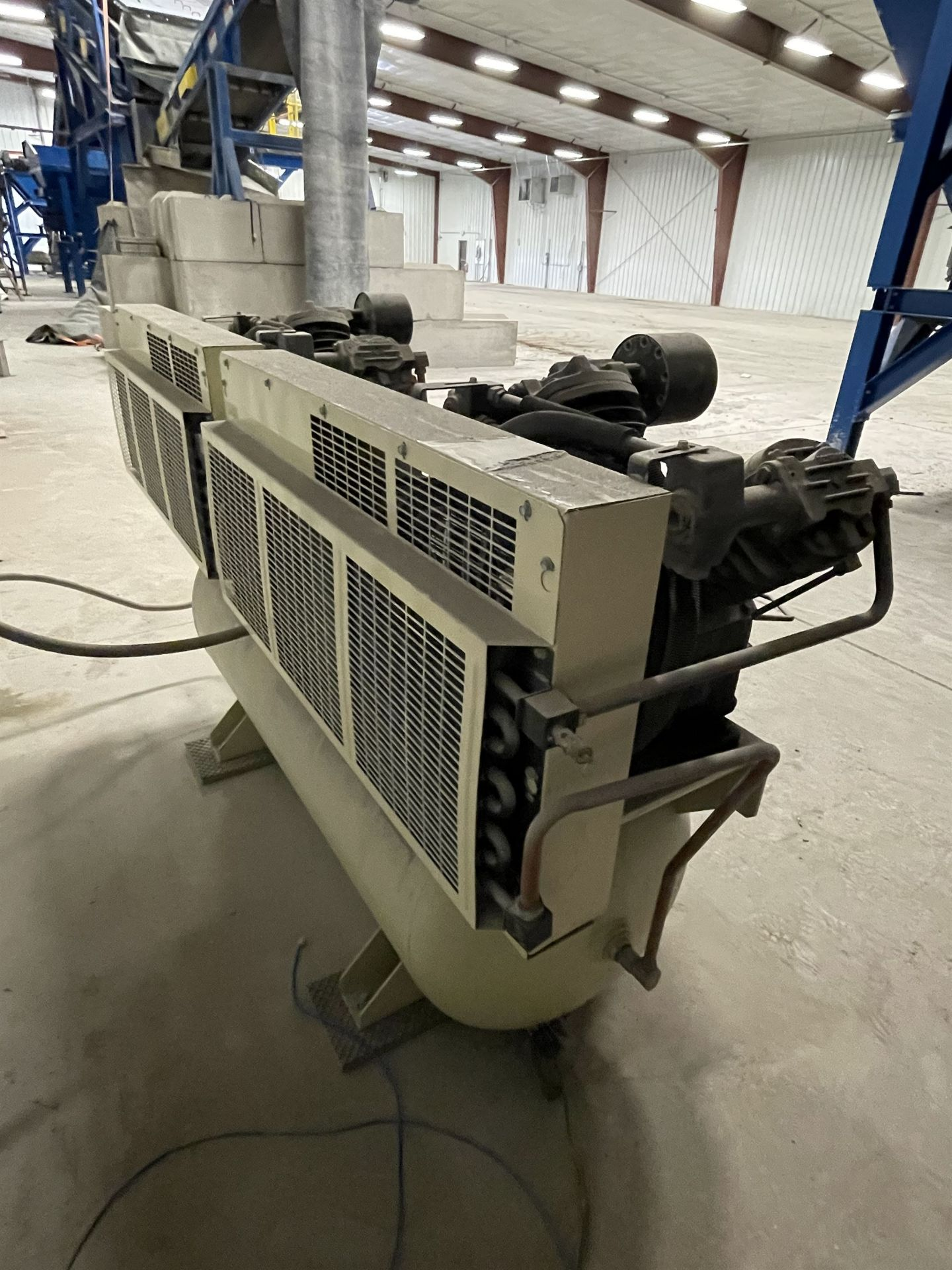 INGERSOLL RAND 2-2545E10-P 20-HP Air Compressor, s/n CBV475831 - Image 4 of 5