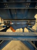 2015 SCREENING MACHINES HLOGO-60/200-25 Shaker Screen, s/n 1512A2186-5, 600 x 2000 x 250mm