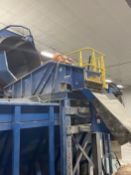 2015 SCREENING MACHINES HLE0ZB-61/300-45 Dewatering Screen, s/n 1512A2186-1, 610 x 3000 x 450mm