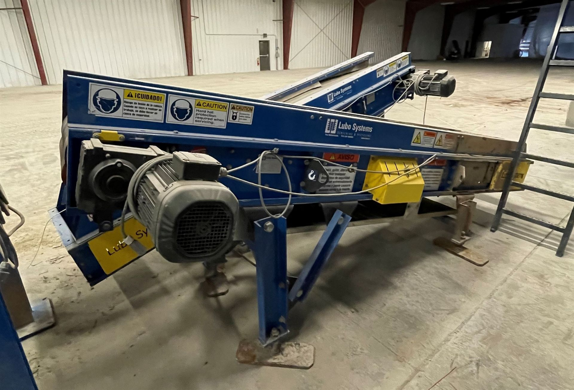 BULK LOT: 2015 VDL SYSTEMS Metal Recovery Eddy Current Separation Line as a Complete System, - Image 8 of 9