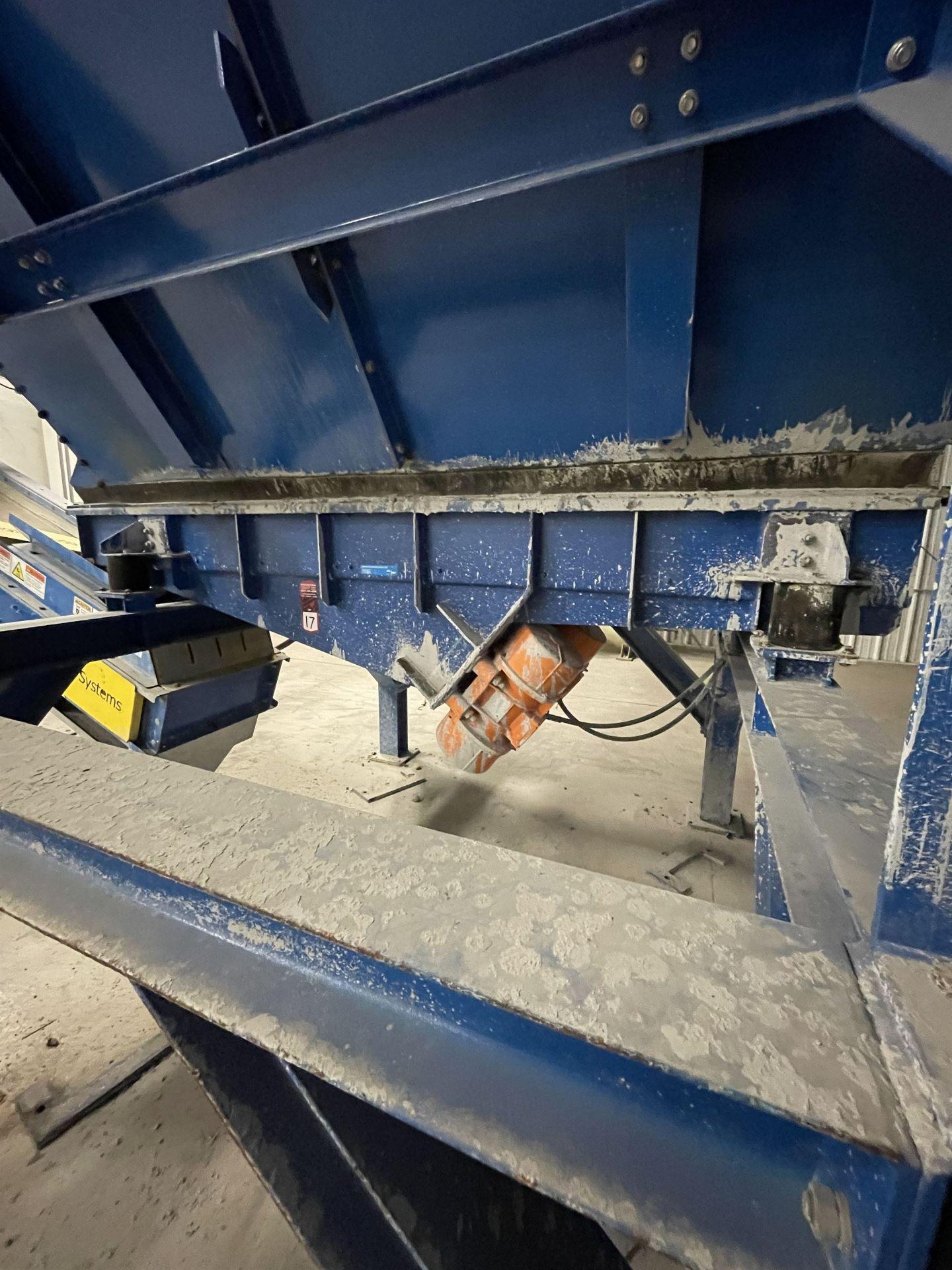 2015 SCREENING MACHINES HLOGO-60/300-25 Shaker Screen, s/n 1512A2186, 600 x 3000 x 250mm Trough, (2) - Image 2 of 12