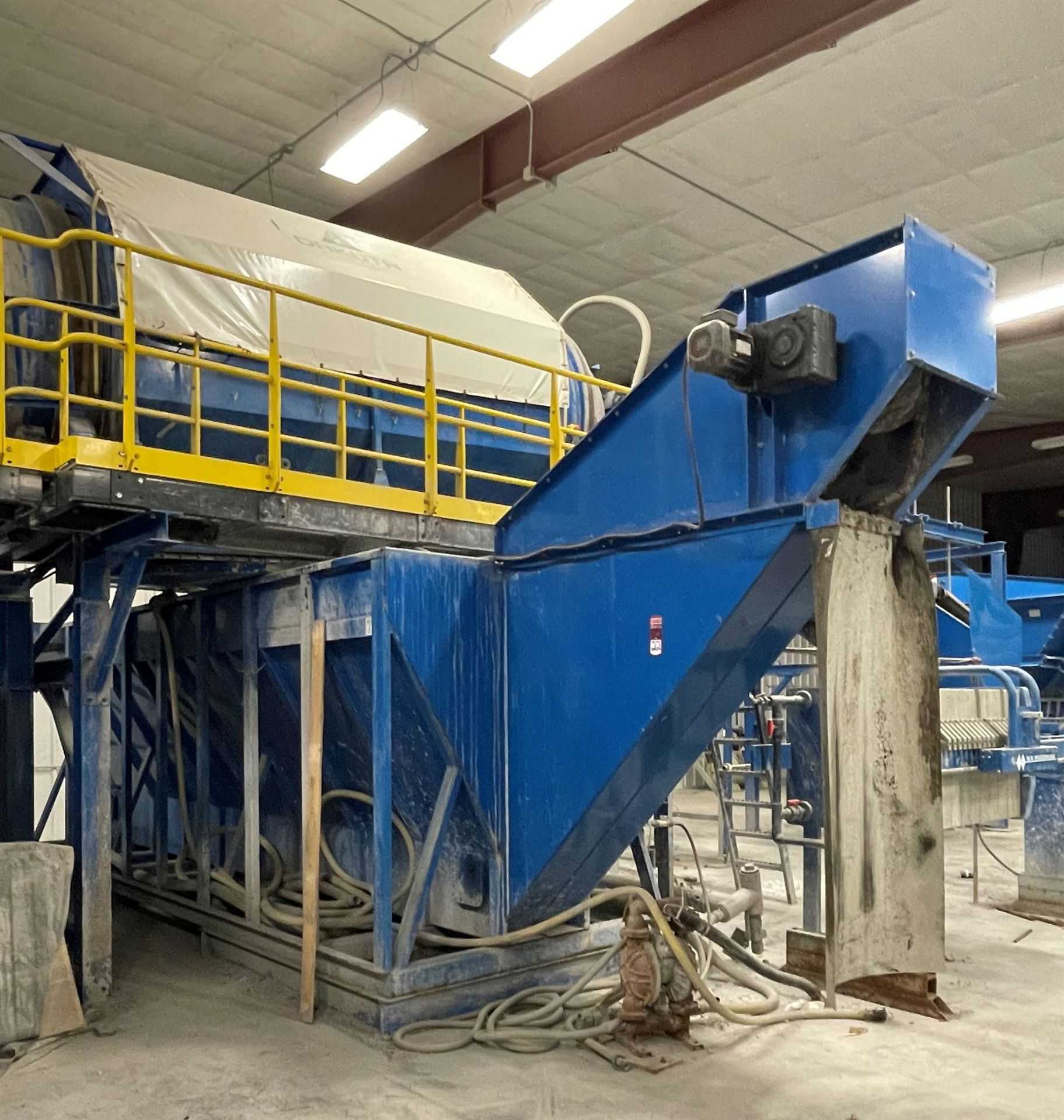 BULK LOT: 2015 VDL SYSTEMS Metal Recovery Washer Separation Line as a Complete System, Comprising - Image 9 of 14