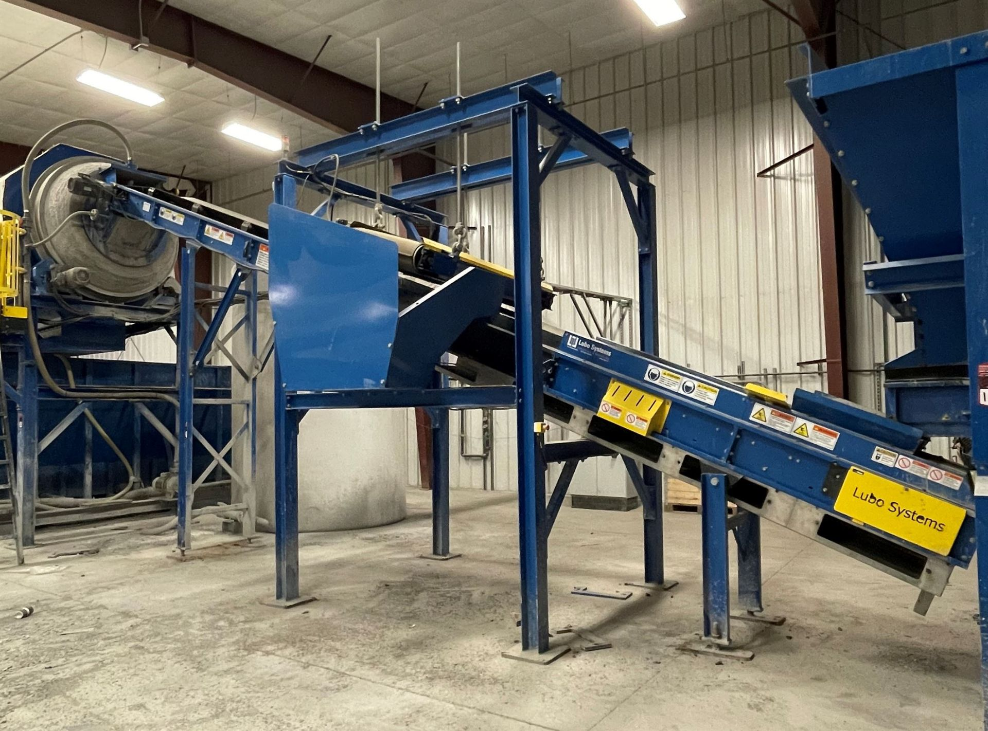 BULK LOT: 2015 VDL SYSTEMS Metal Recovery Washer Separation Line as a Complete System, Comprising - Image 5 of 14
