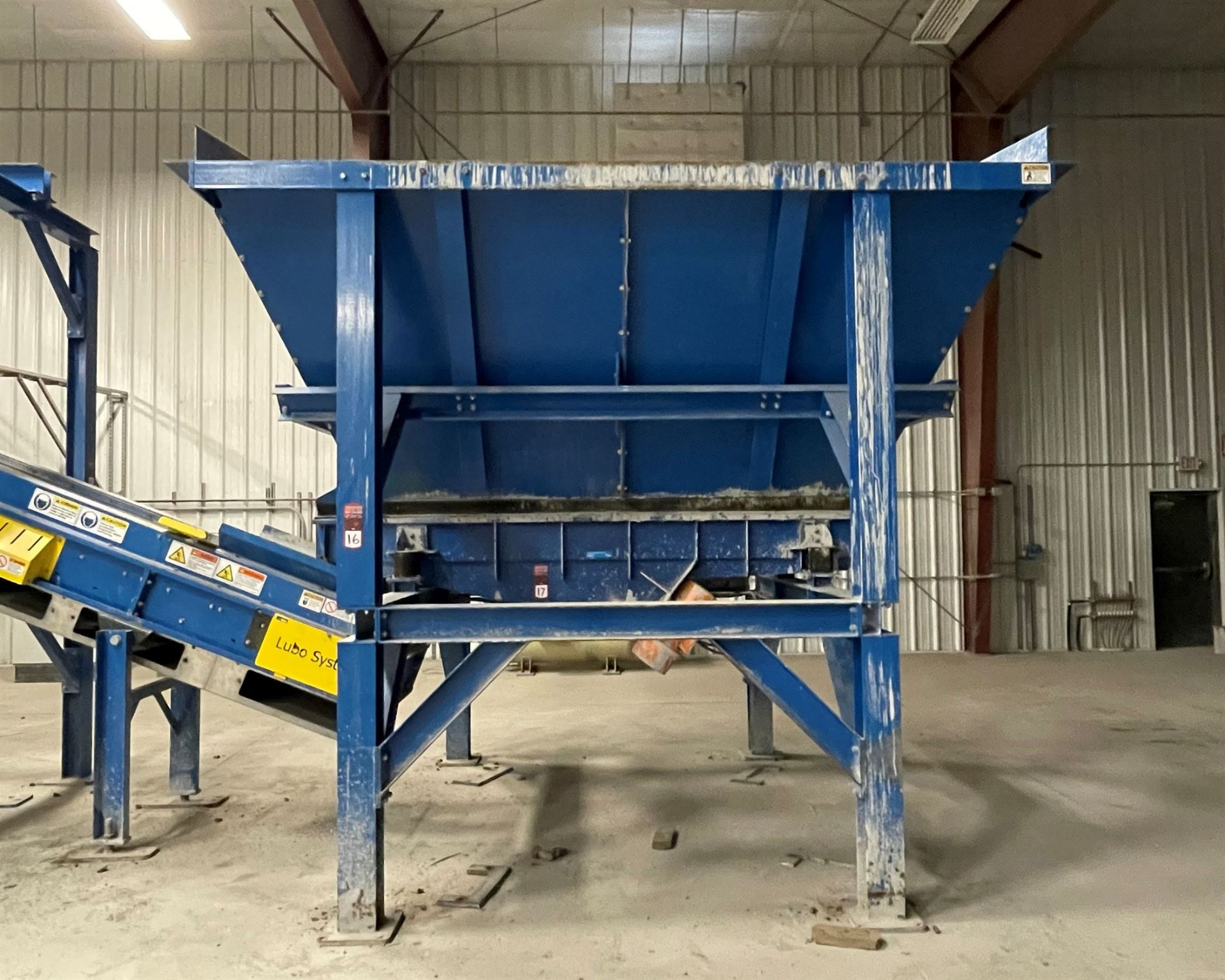 BULK LOT: 2015 VDL SYSTEMS Metal Recovery Washer Separation Line as a Complete System, Comprising - Image 3 of 14