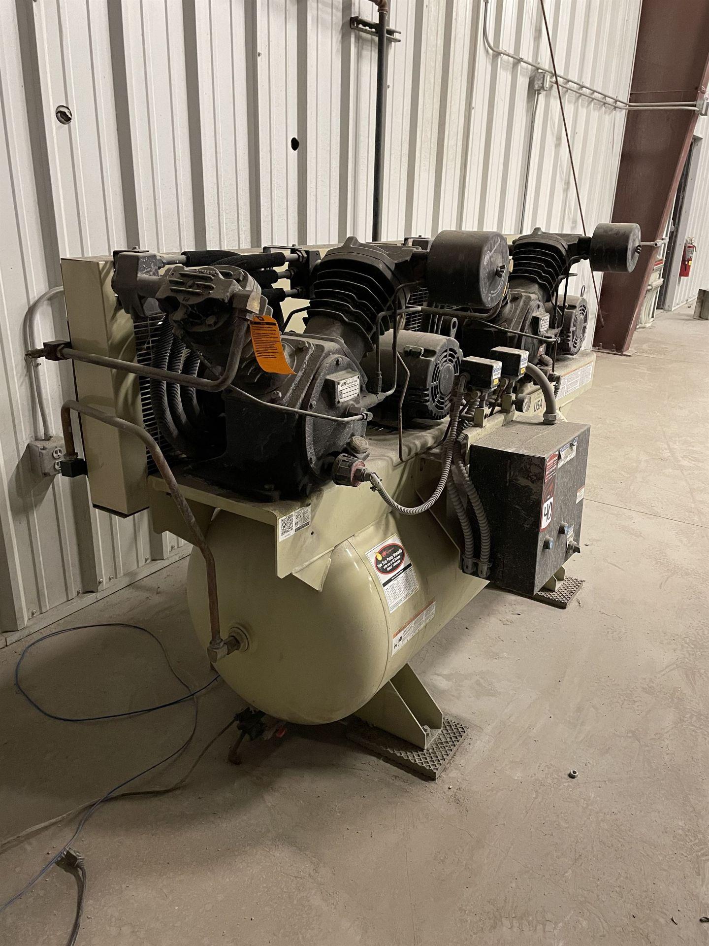 INGERSOLL RAND 2-2545E10-P 20-HP Air Compressor, s/n CBV475831 - Image 3 of 5