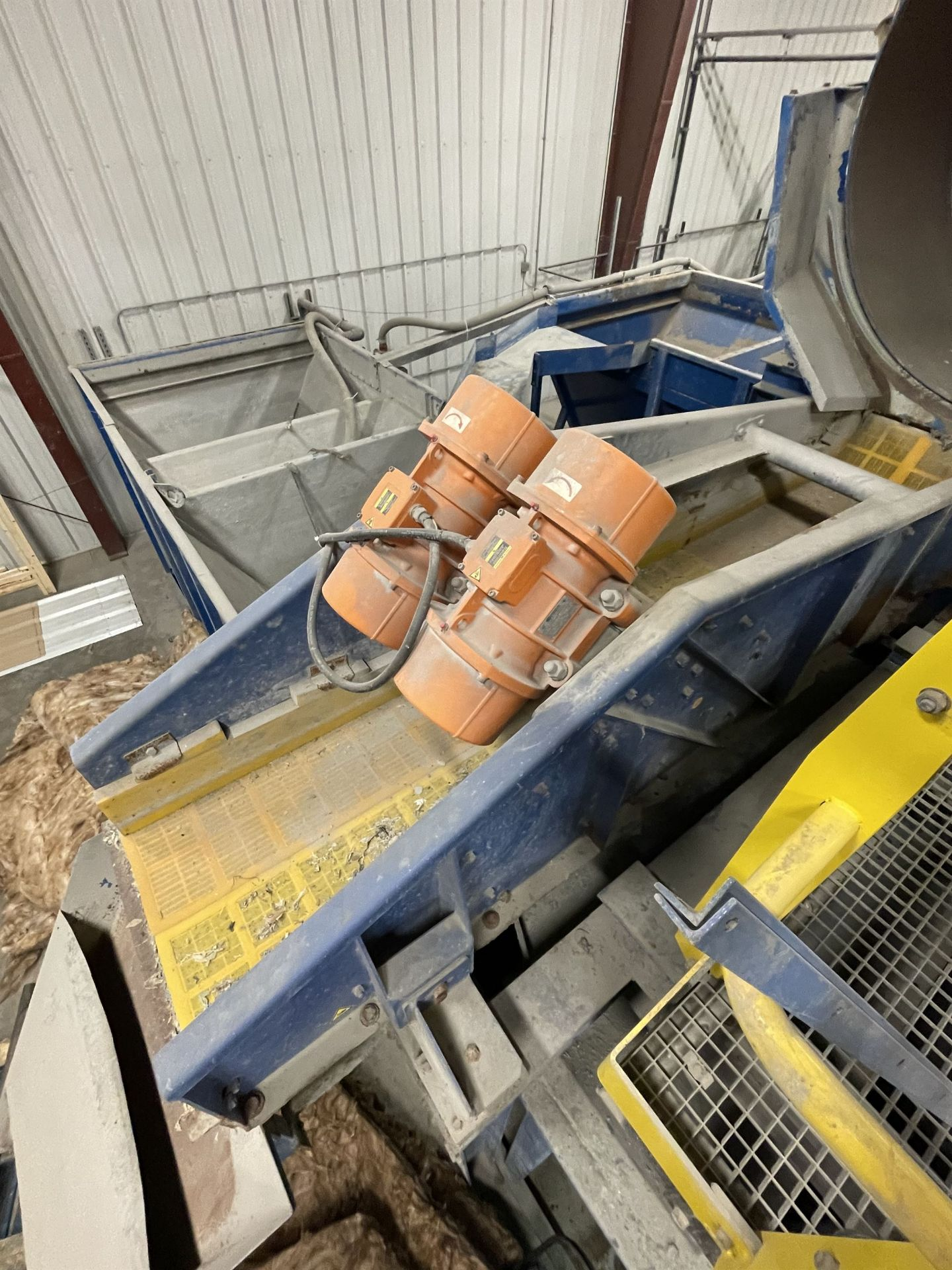 2015 SCREENING MACHINES HLE0ZB-61/300-45 Dewatering Screen, s/n 1512A2186-1, 610 x 3000 x 450mm - Image 4 of 4