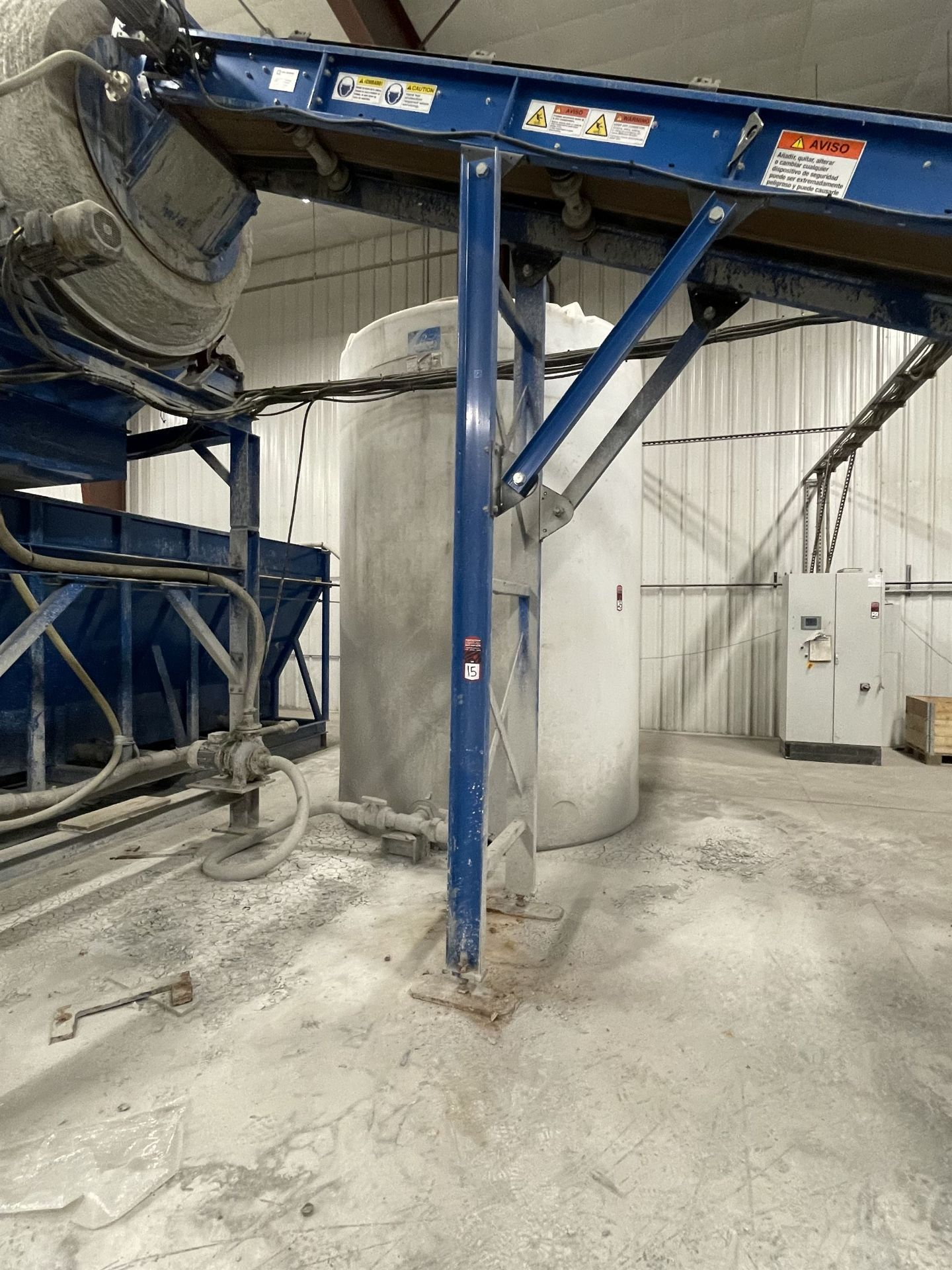 BULK LOT: 2015 VDL SYSTEMS Metal Recovery Washer Separation Line as a Complete System, Comprising - Image 13 of 14