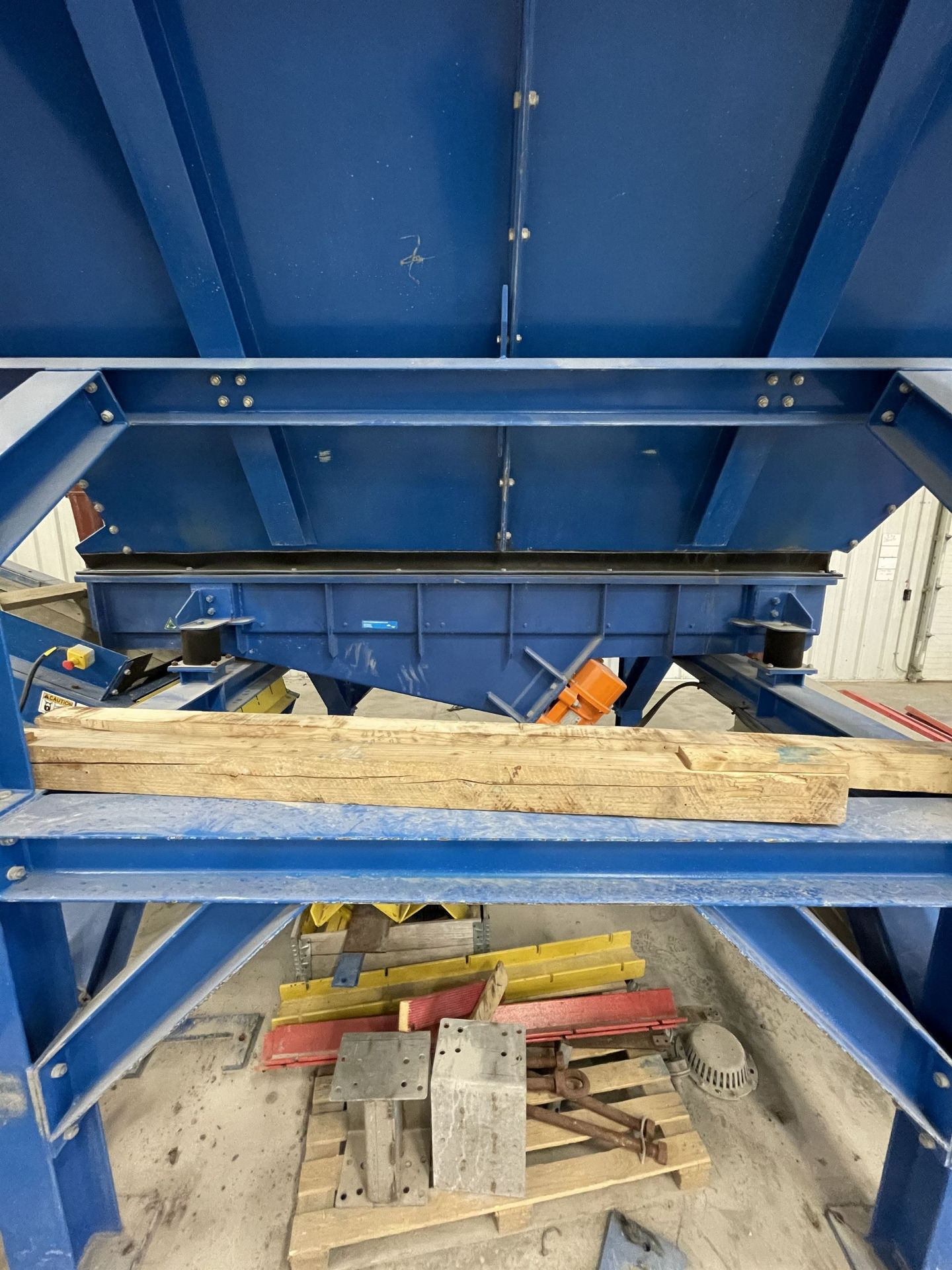 BULK LOT: 2015 VDL SYSTEMS Metal Recovery Shaker Separation Line as a Complete System, Comprising - Image 5 of 10