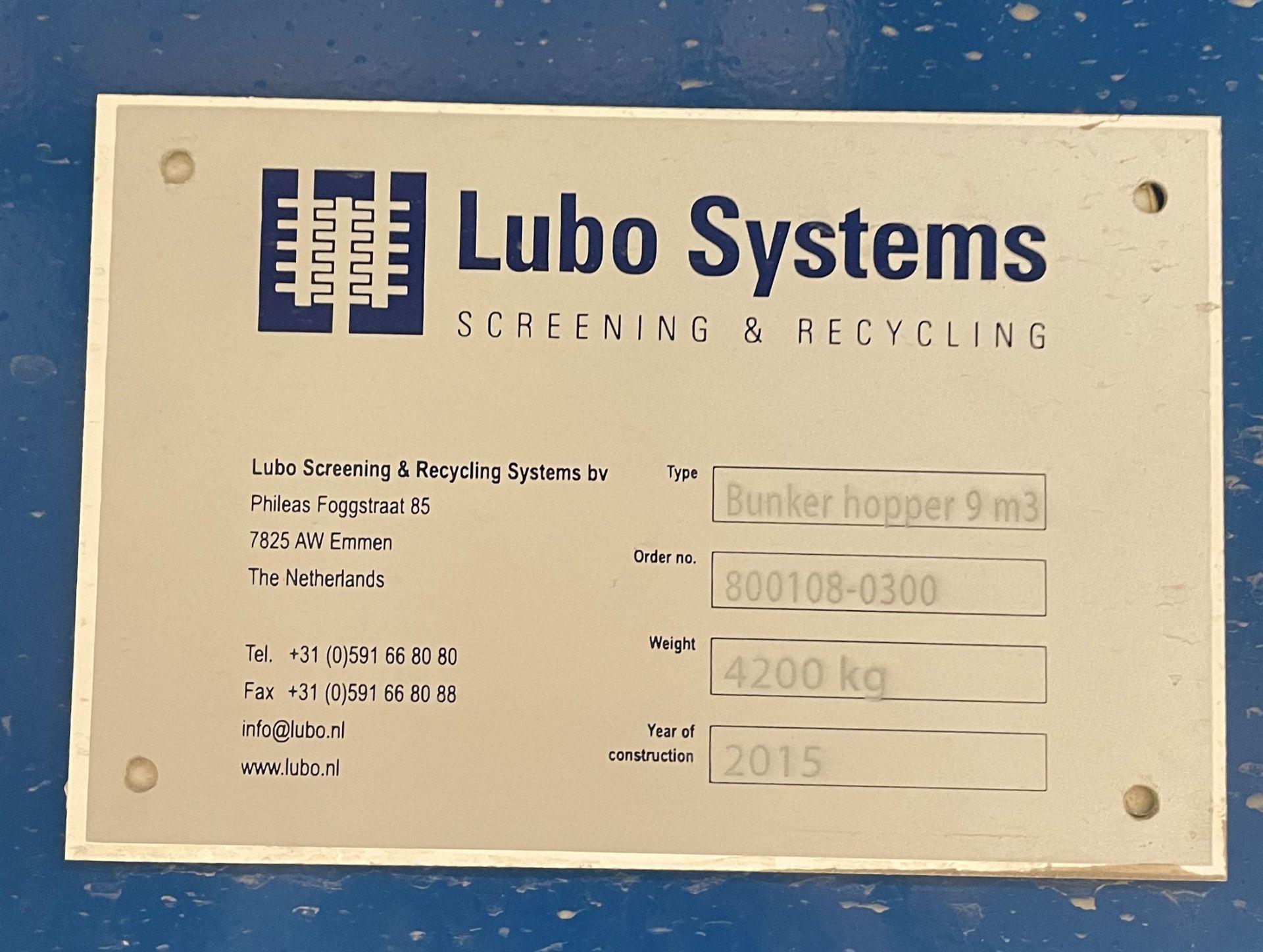 2015 SCREENING MACHINES HLOGO-60/300-25 Shaker Screen, s/n 1512A2186, 600 x 3000 x 250mm Trough, (2) - Image 12 of 12