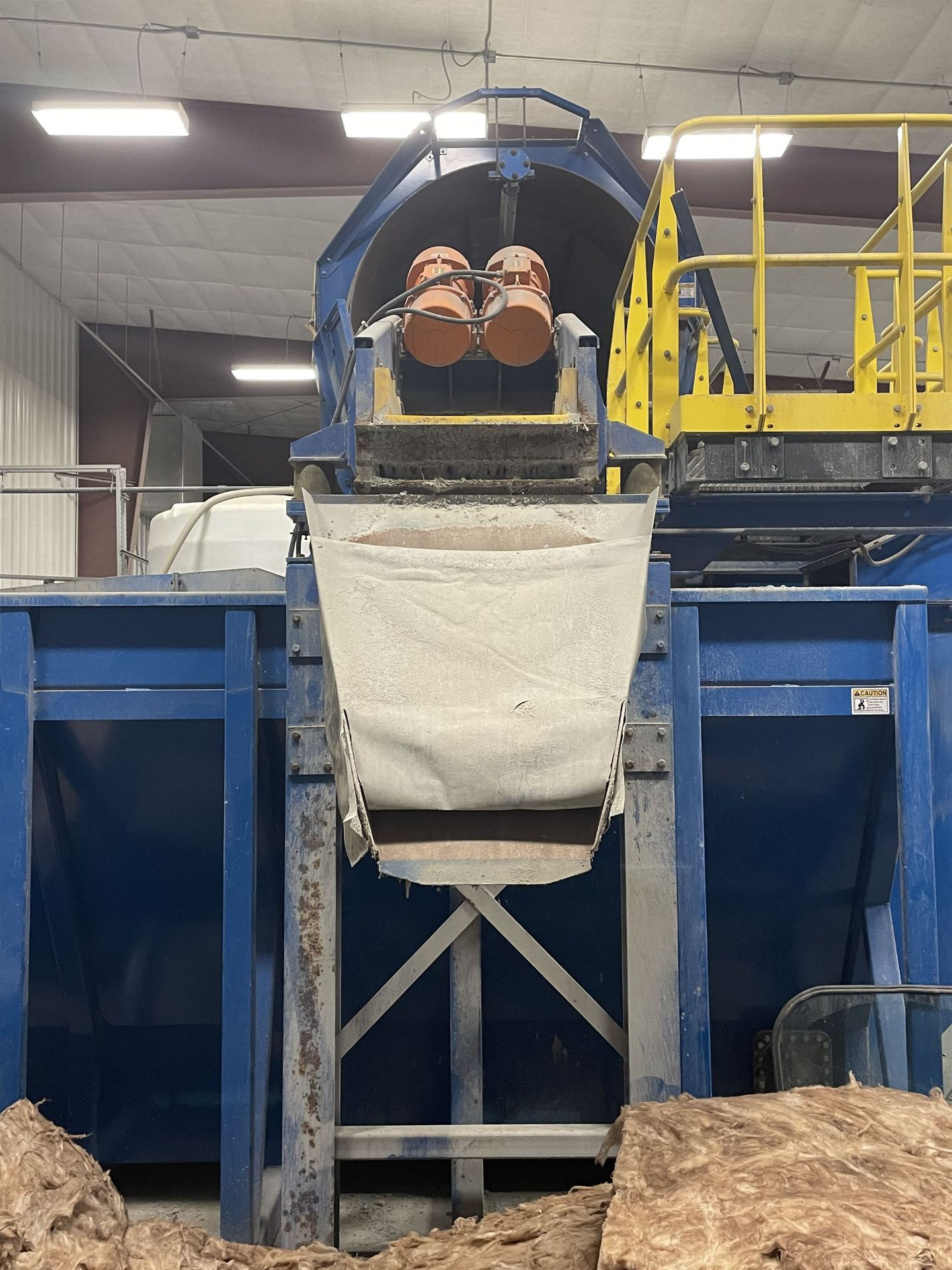 2015 SCREENING MACHINES HLE0ZB-61/300-45 Dewatering Screen, s/n 1512A2186-1, 610 x 3000 x 450mm - Image 2 of 4
