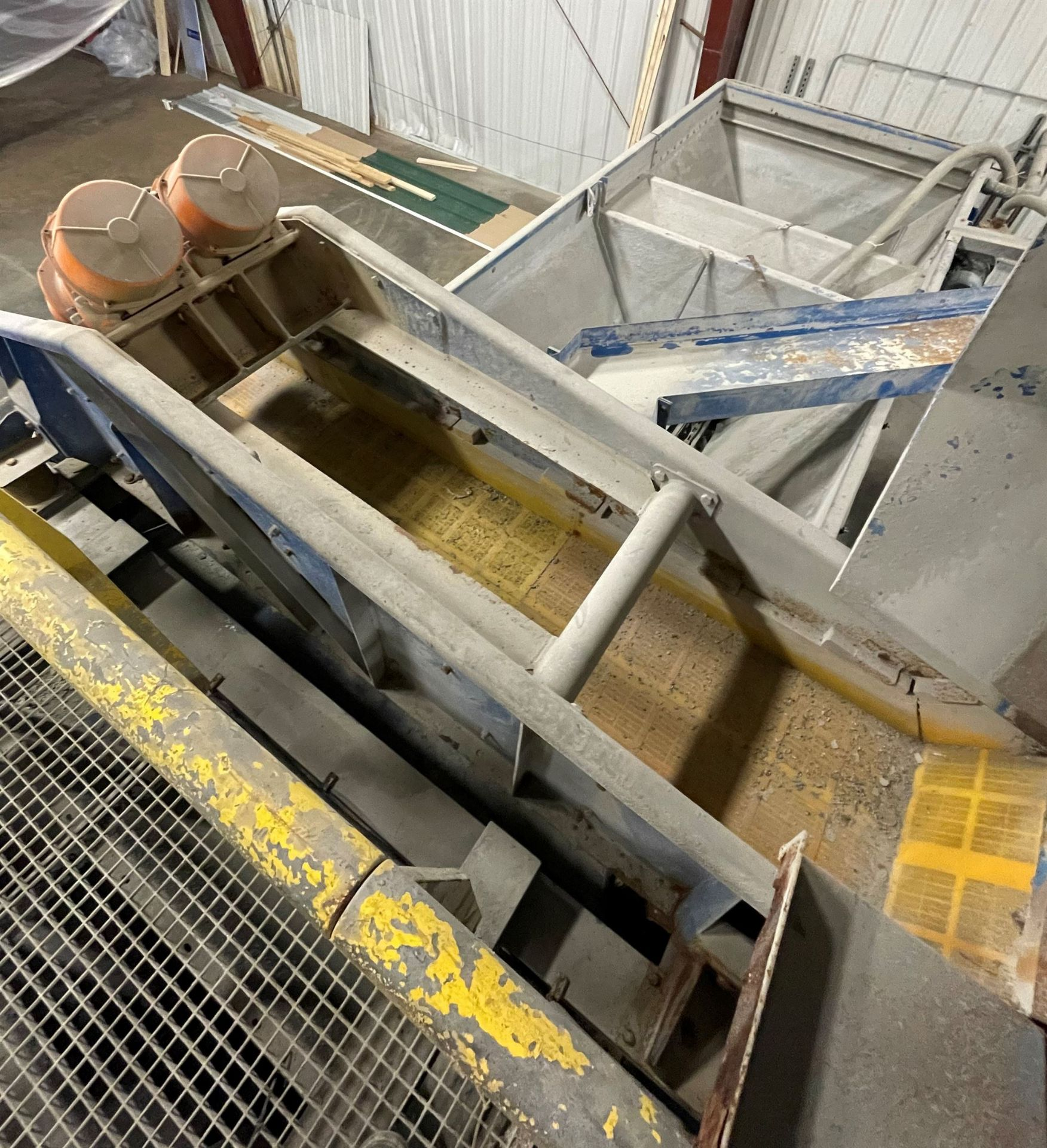 2015 SCREENING MACHINES HLE0ZB-61/300-45 Dewatering Screen, s/n 1512A2186-1, 610 x 3000 x 450mm - Image 3 of 4