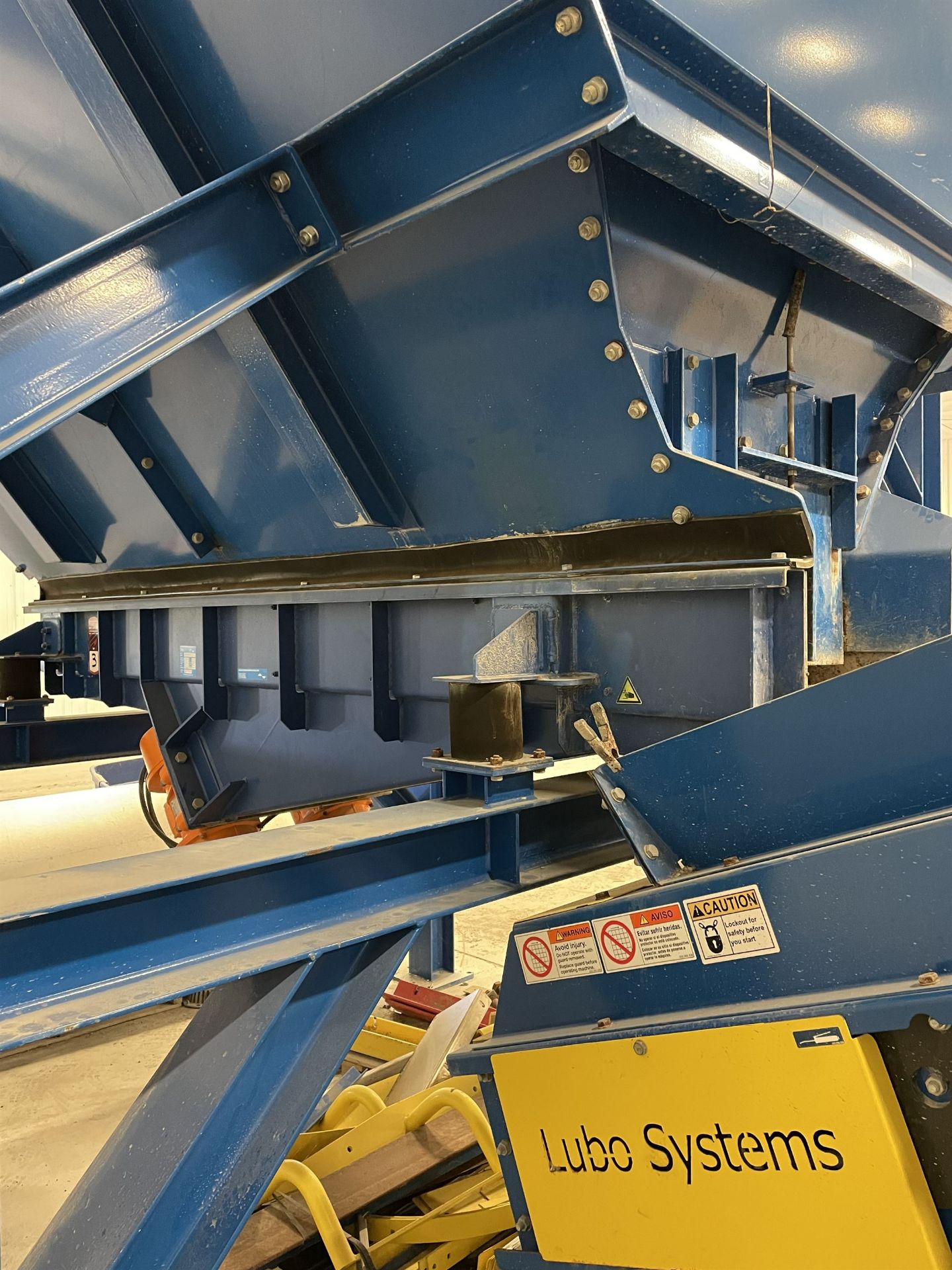 2015 SCREENING MACHINES HLOGO-60/300-25 Shaker Screen, s/n 1512A2186-2, 600 x 3000 x 250mm - Image 2 of 10
