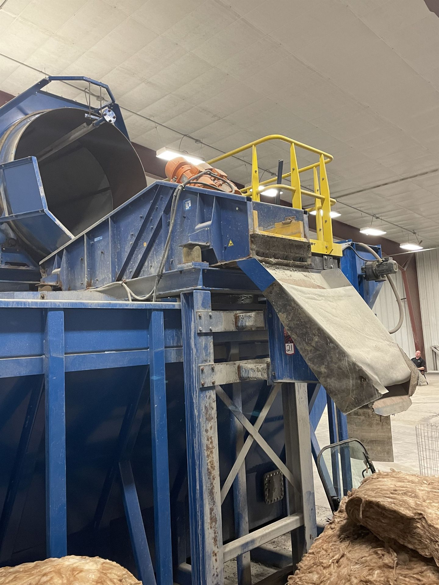 BULK LOT: 2015 VDL SYSTEMS Metal Recovery Washer Separation Line as a Complete System, Comprising - Image 8 of 14