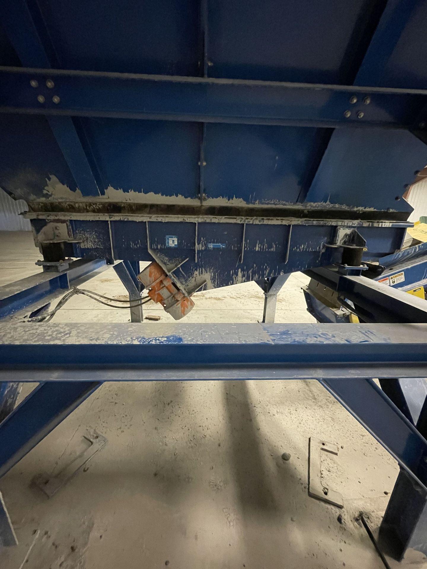 2015 SCREENING MACHINES HLOGO-60/300-25 Shaker Screen, s/n 1512A2186, 600 x 3000 x 250mm Trough, (2) - Image 4 of 12
