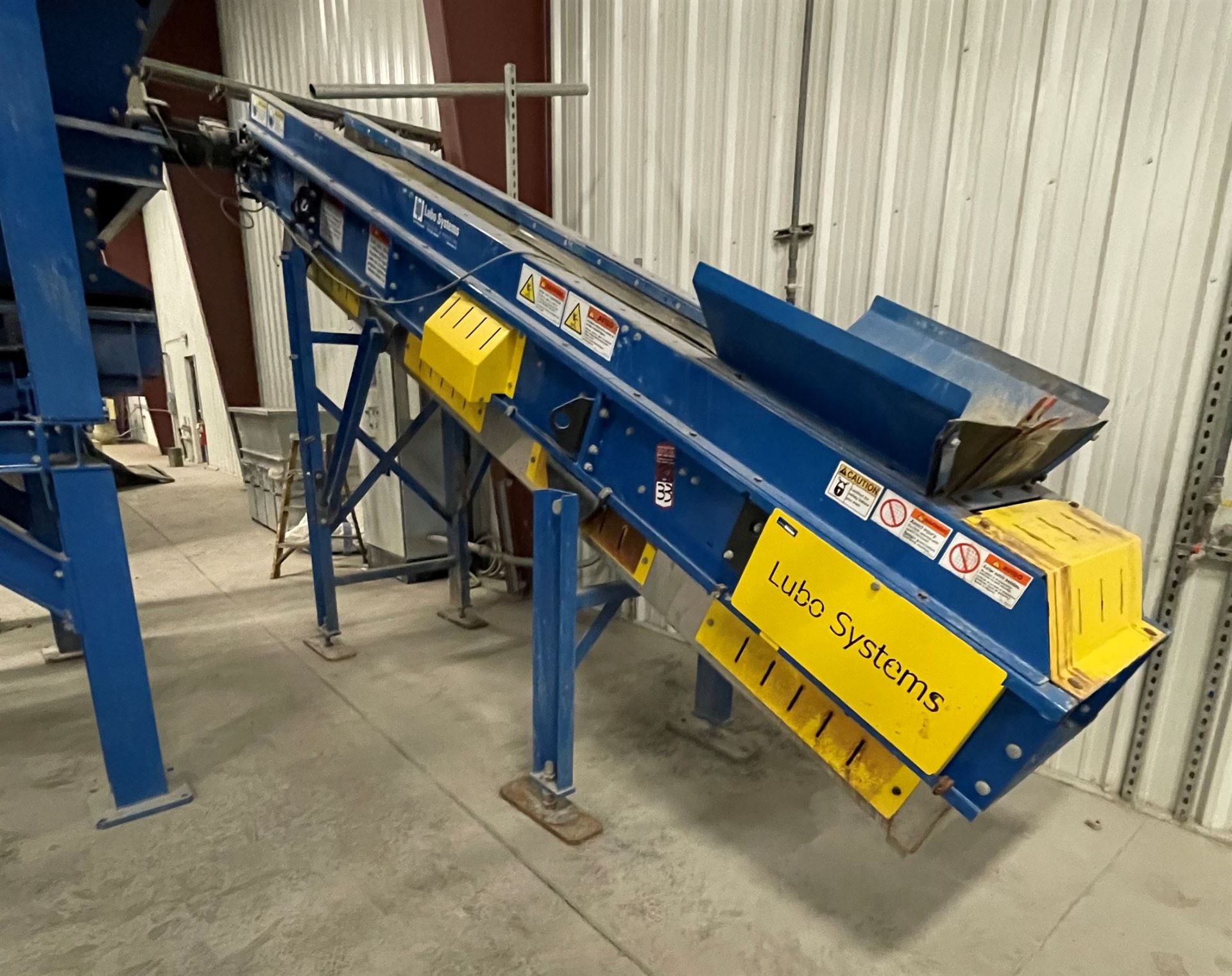 BULK LOT: 2015 VDL SYSTEMS Metal Recovery Eddy Current Separation Line as a Complete System, - Image 6 of 9