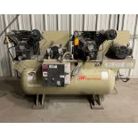 INGERSOLL RAND 2-2545E10-P 20-HP Air Compressor, s/n CBV475831