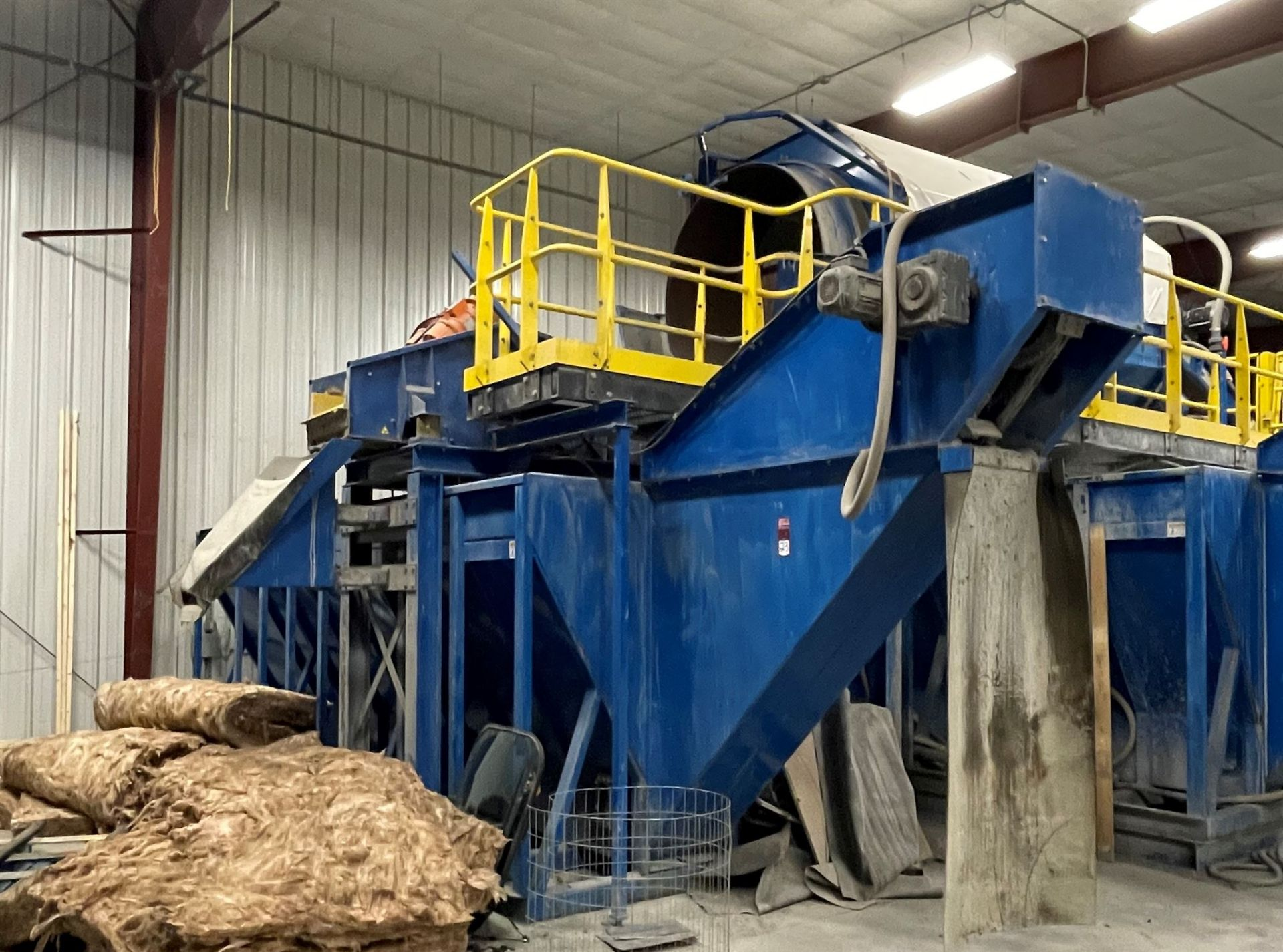BULK LOT: 2015 VDL SYSTEMS Metal Recovery Washer Separation Line as a Complete System, Comprising - Image 10 of 14