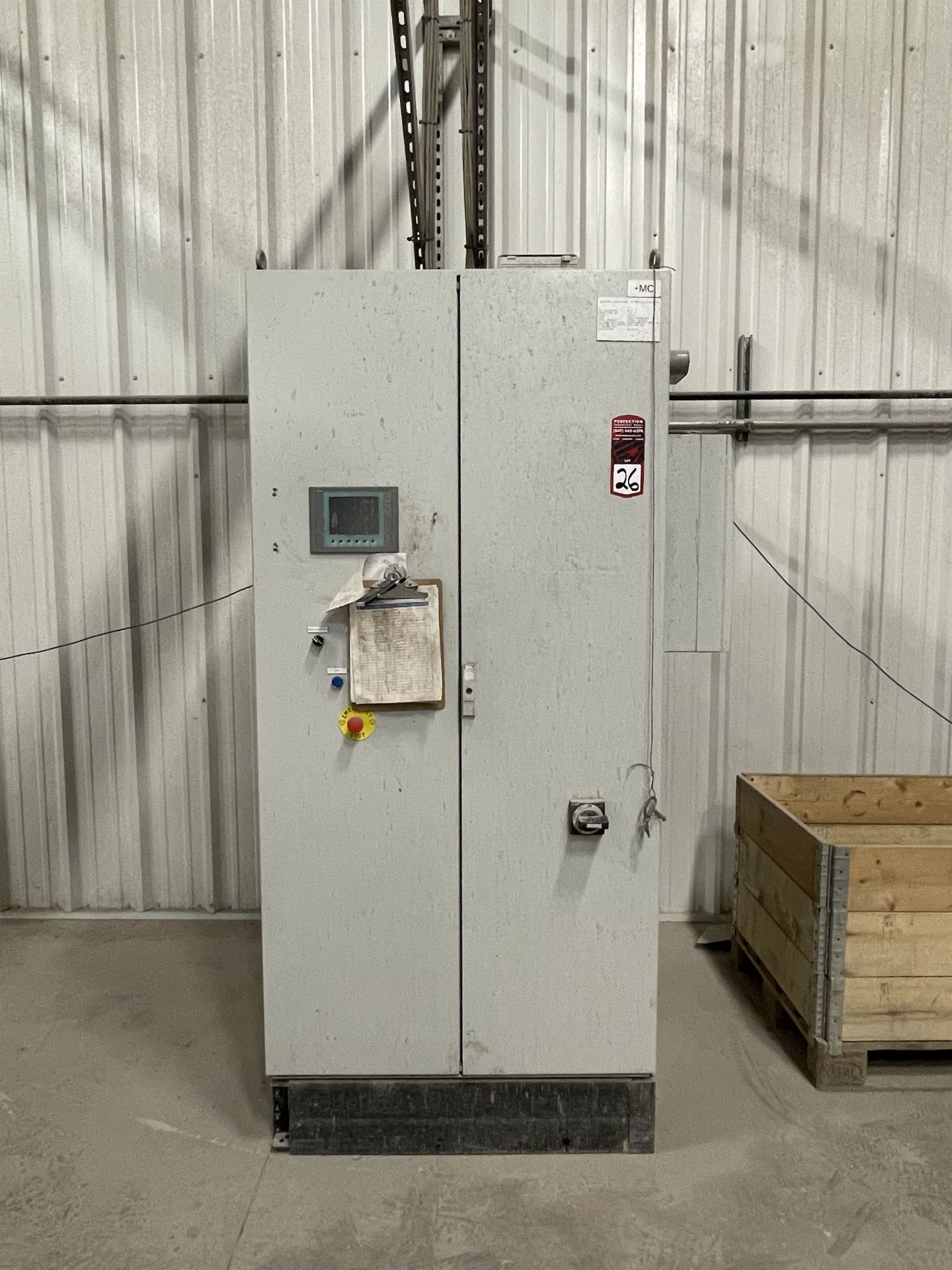 BULK LOT: 2015 VDL SYSTEMS Metal Recovery Washer Separation Line as a Complete System, Comprising - Image 14 of 14