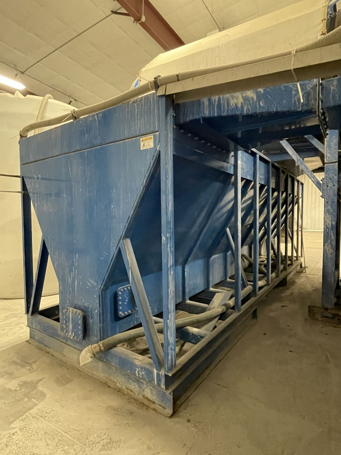 2015 LUBO SYSTEMS WATER CONT. 2000x9400 Settling Tank, s/n 800108-0182, 20 m³ Waterbath Capacity [ - Image 4 of 5