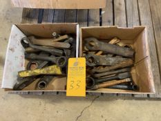 Lot of (2) Boxes of Hammer Wrenches