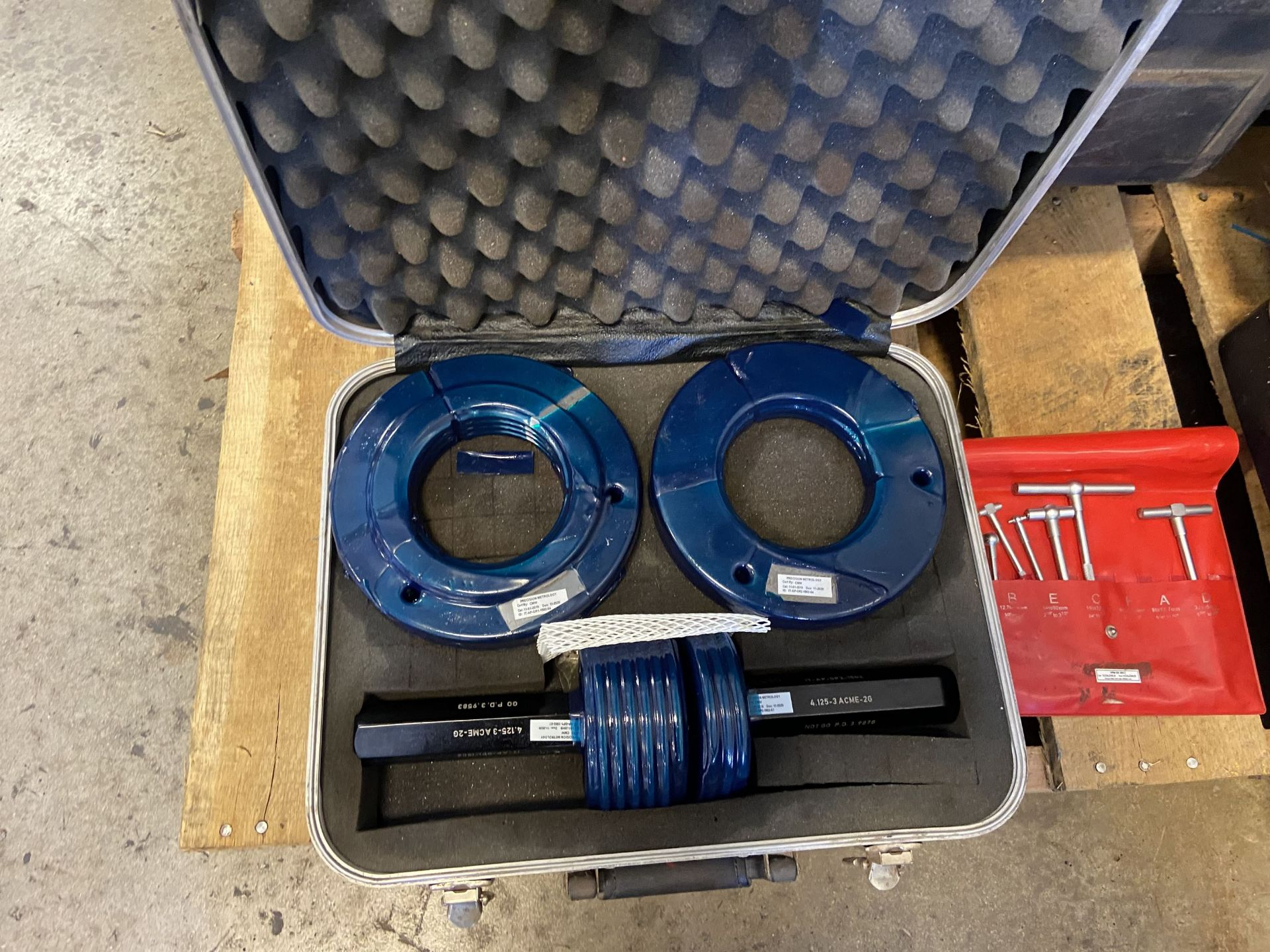 1 Lot of (4) Cases of Thread Gages - Image 4 of 5